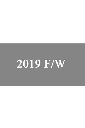 2019 F/W E-CATALOGUE